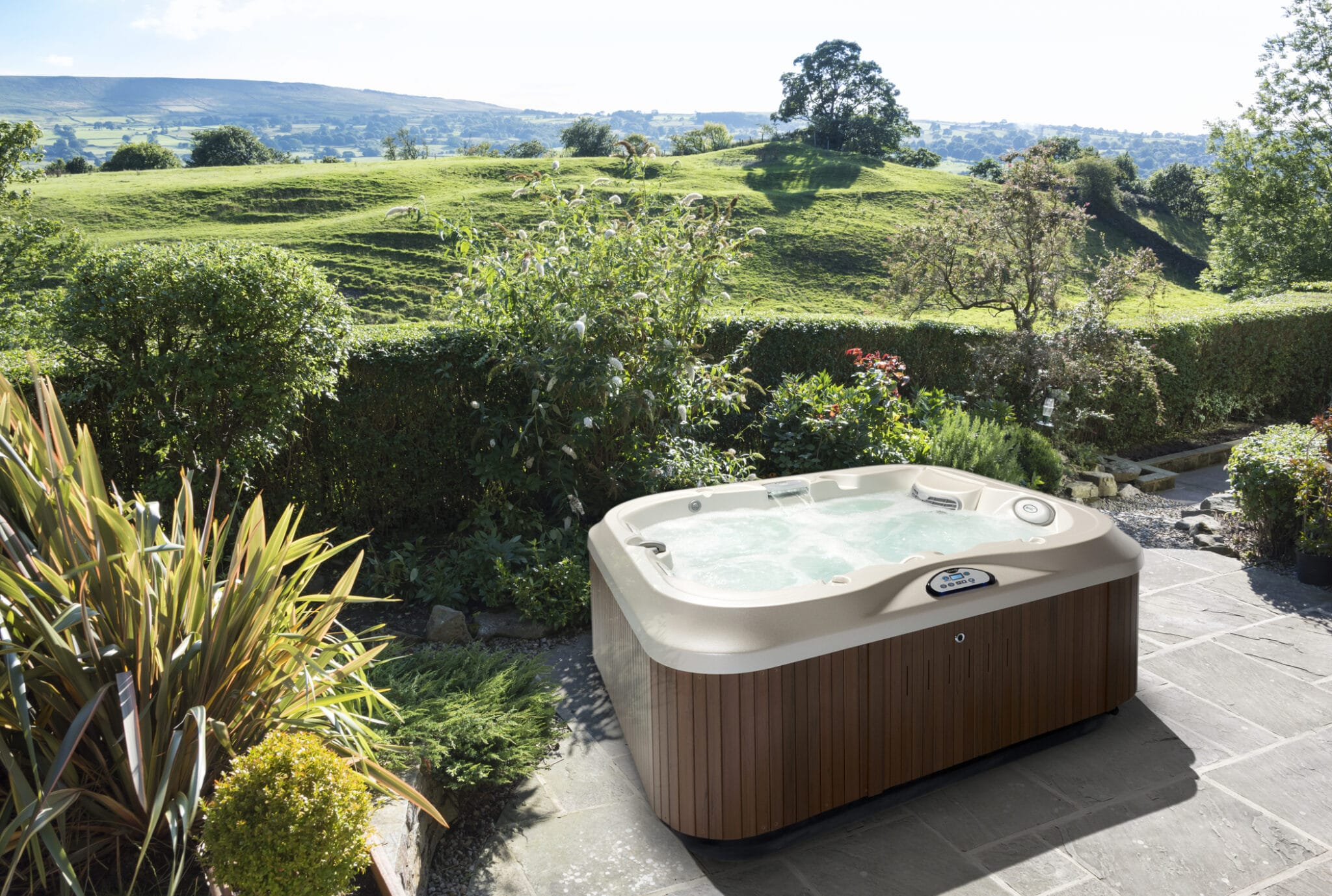 Boost your immune system naturally with a hot tub